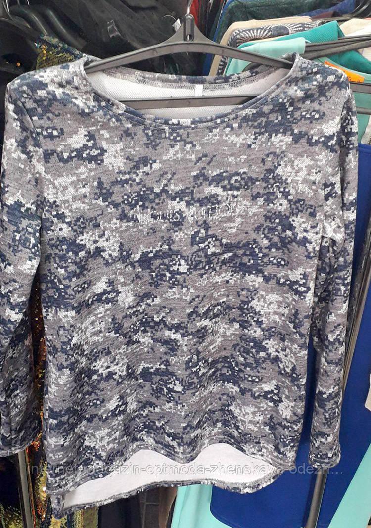 Модные женские туники с удлиненной спинкой