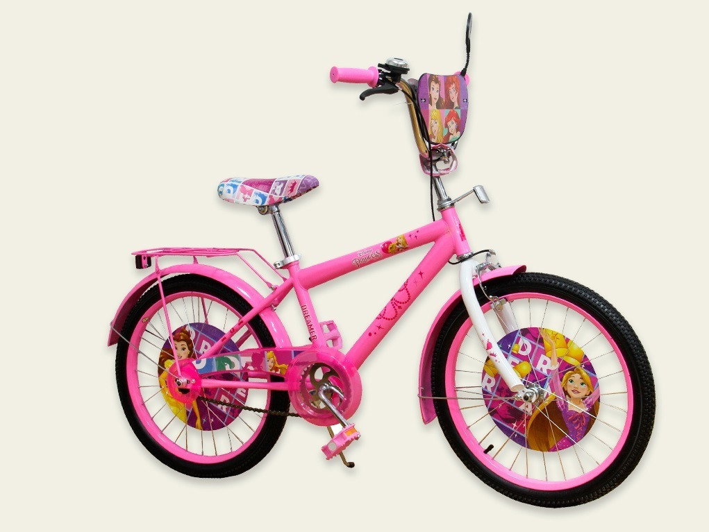 "DT Велосипед DT 20"" Pink (192012)"