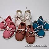 Ботиночки розовые для кукол Паола Рейна, фото 2