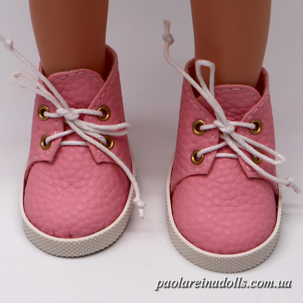 Ботиночки розовые для кукол Паола Рейна