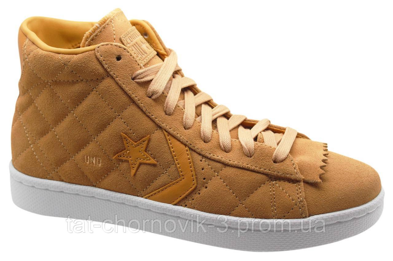 Высокие кеды Converse Pro Leather оригинал