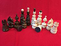 Шахматные фигуры резные деревянные ручной работы Украина