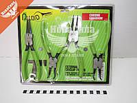 Щипцы для снятия стопорных колец (Alloid) (набор)   CN-109180H(5/15)