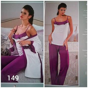 Турецкая женская пижама Ahu Lingerie