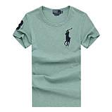 У стилі Ральф поло 100% бавовна чоловіча футболка ралф, фото 3