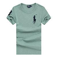 Ralph Lauren Polo original  100% хлопок мужская футболка ралф лорен, фото 1