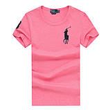 У стилі Ральф поло 100% бавовна чоловіча футболка ралф, фото 2
