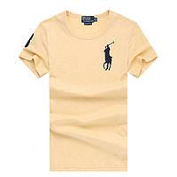 В стиле Ральф лорен поло 100% хлопок мужская футболка поло ральф лорен ралф, фото 1