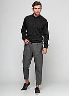 Штаны мужские ZARA MAN цвет серый размер 46 арт 7290/302/802, фото 1
