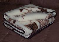 Одеяло из овчины двухслойное 4 сезона, Полуторное