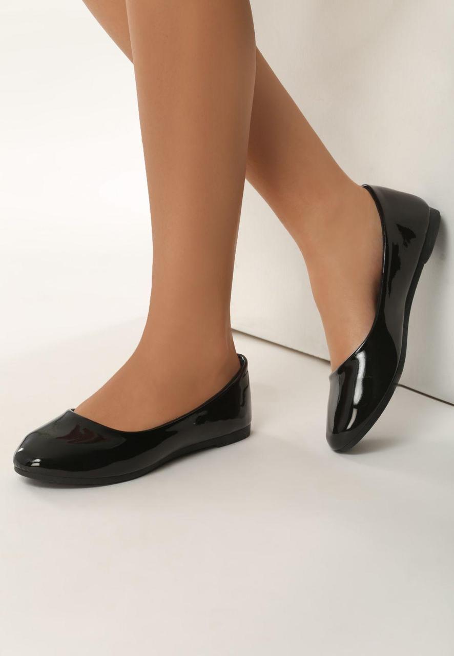 5934e37ab241 Черные женские лаковые балетки 39 Vices