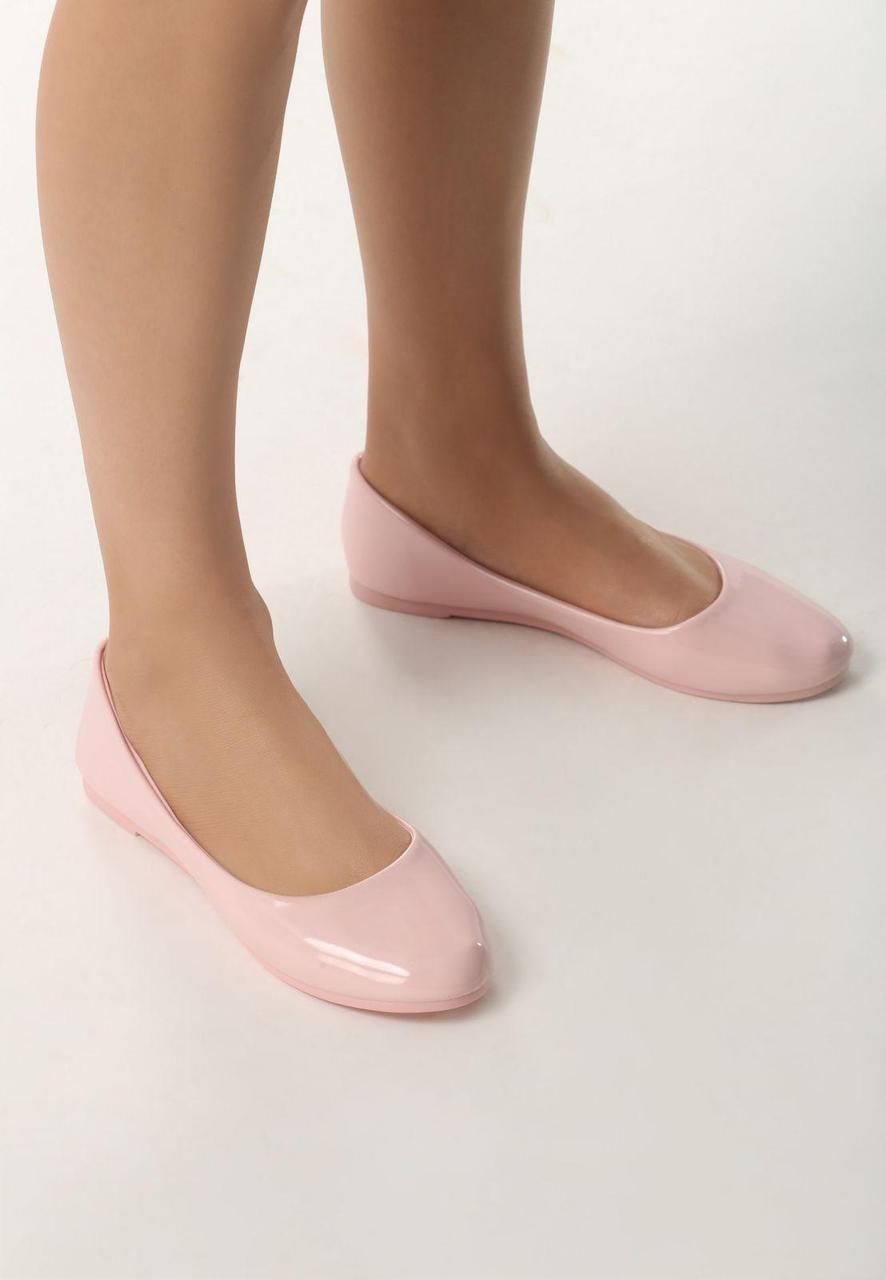 7aaa88b8ede5 Розовые женские лаковые балетки 41 Vices - Bigl.ua