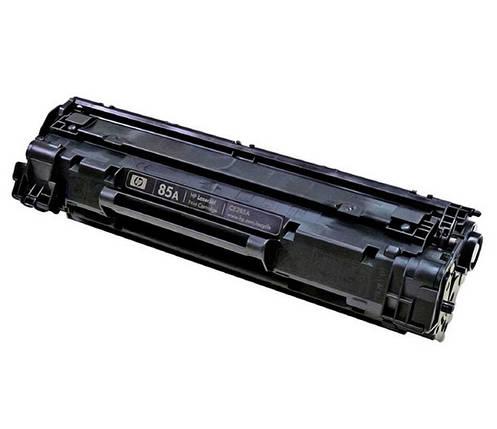 Картридж HP 85A (CE285A), Black, LJ P1102/M1132/M1212/M1214/M1217, ресурс 1600 аркушів, JADI, фото 2