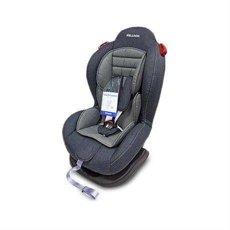 Автокресло для детей от 9 месяцев до 6 лет Welldon Smart Sport