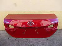 Крышка багажника Toyota Corolla e16