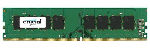 "Оперативная память Crucial 4GB DDR4 2133 MHz (CT4G4DFS8213) ""Over-Stock"" Б/У"