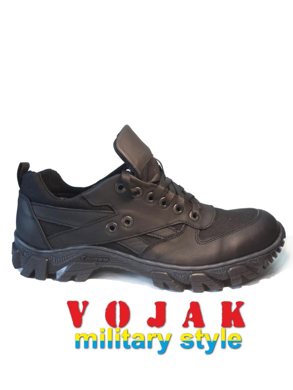 Треккинговые кроссовки (модель C – 810 (Black))