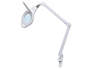 Косметологическая лампа-лупа мод. 8060 LED 3D с регулировкой яркости света