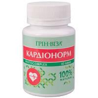 «Кардионорм» при гипертонической болезни, пороке сердца; атеросклерозе, спазме сосудов