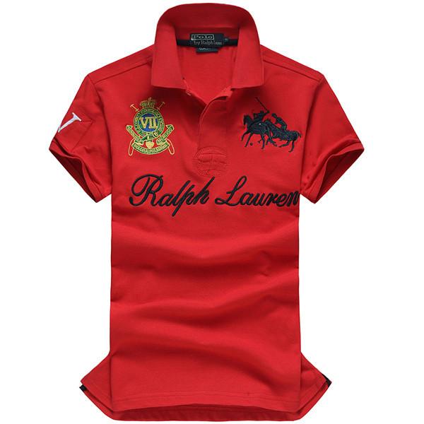 Ralph Lauren Polo original 100% хлопок мужская футболка поло ральф лорен ралф