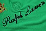 В стиле Ральф поло 100% хлопок мужская футболка поло ралф, фото 8