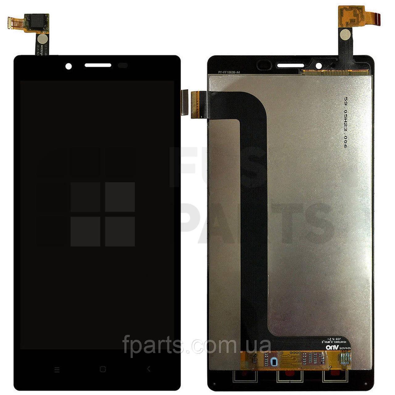 Дисплей Xiaomi Redmi Note 1 с тачскрином (Black)