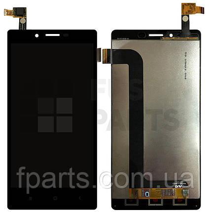 Дисплей Xiaomi Redmi Note 1 с тачскрином (Black), фото 2