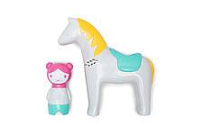 Игрушка Конь и девочка (сенсор и звук) KID O (10464), фото 2