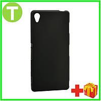 Чехол для телефона Sony Original Silicon Case Sony C2305/S39h/Xperia C Black