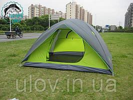 Палатка 4-х местная Green Camp 1018-4
