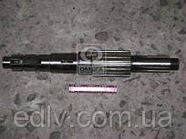 Вал вторичный КПП ЯМЗ 236 (пр-во Россия) 236-1701105-Б