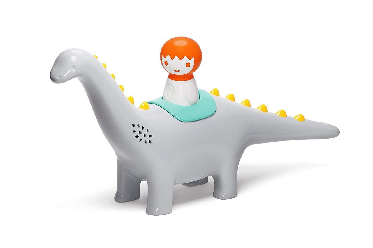 """Игрушка """"Динозавр и малыш"""" (звук) Kid O"""