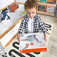 """Игрушка """"Динозавр и малыш"""" (звук) Kid O , фото 2"""
