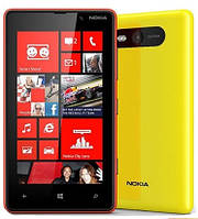 """Смартфон Nokia Lumia 820. Камера 8МР. Диагональ 4.3"""". Windows Phone. Качественый телефон. Код : КТД6"""