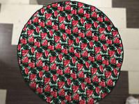 Пляжное полотенце Арбуз круглое 150х150 см