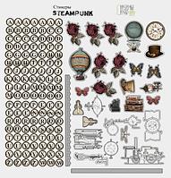 "Набор стикеров ""Steampunk"""