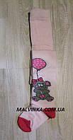 Колготки Elegants  на  девочку 92-98 рост,цвета арт 155. Слоник розовые, фото 1