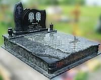 Эксклюзивный двойной гранитный надгробный памятник  Модель  D-13