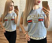 Любимые футболочки GUCCI  р.42,44,46