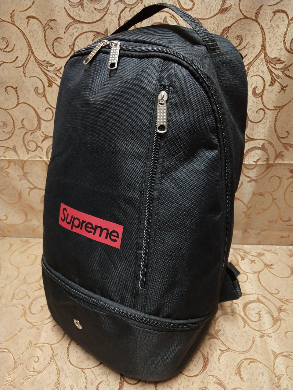 Рюкзак Supreme отверстием для наушников Новый стиль/Рюкзак спорт городской спортивны стильный только оптом