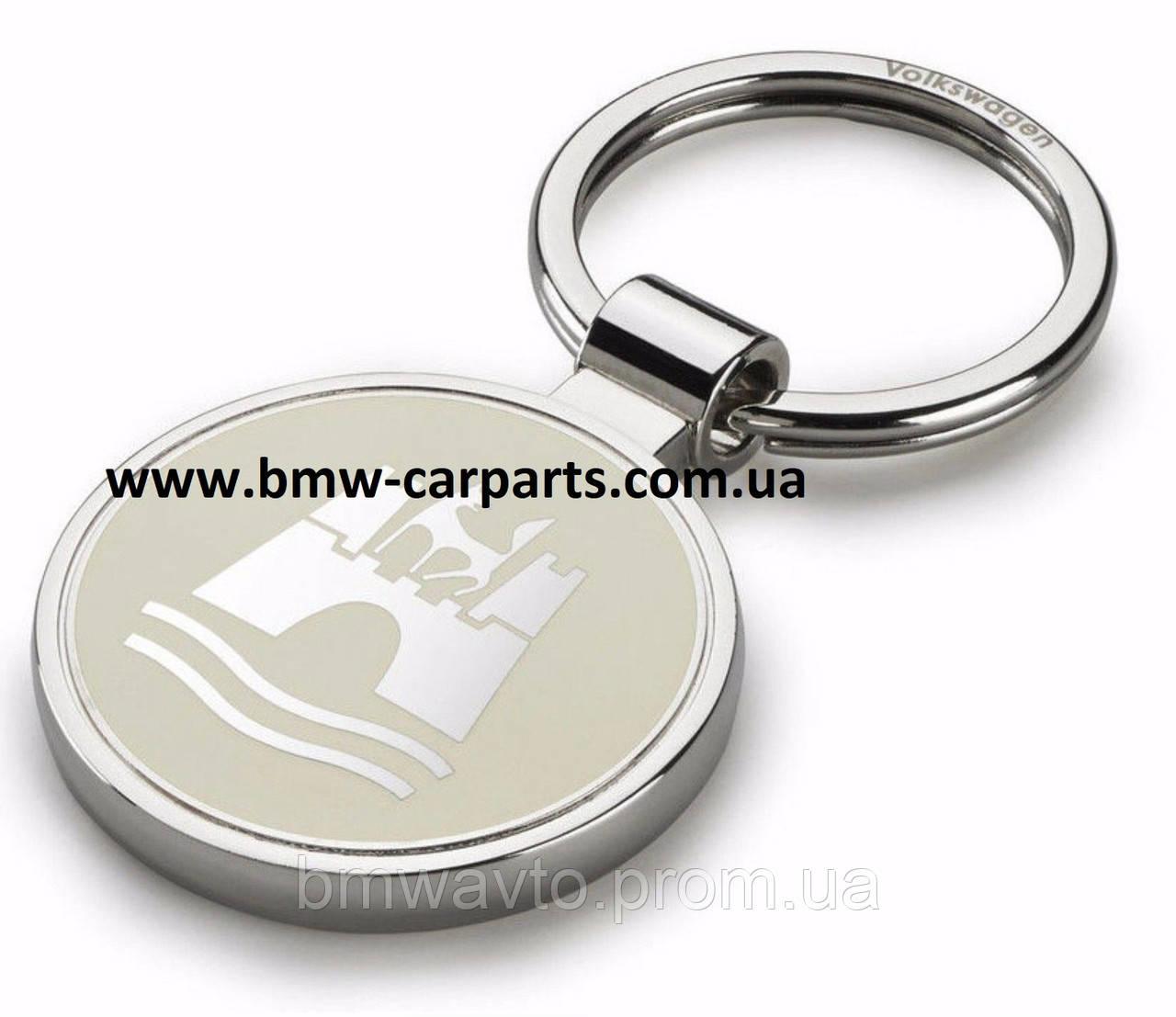 Брелок для ключей Volkswagen Wolfsburg Edition Key Tag