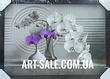 Картина орхидеи