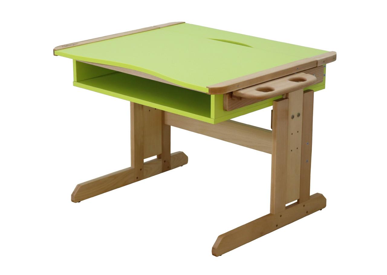 Стол Парта детская деревянная Смайл. РК5