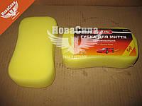 Губка для мытья авто (CarLife) (Soft)   CL-412