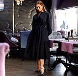 Сукня сорочка міді, фото 5