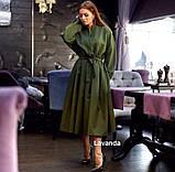 Сукня сорочка міді, фото 9