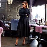 Сукня сорочка міді, фото 6