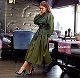 Сукня сорочка міді, фото 10