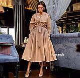 Сукня сорочка міді, фото 7
