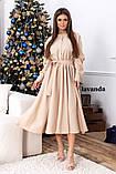 Сукня сорочка міді, фото 3